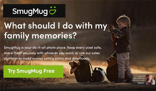 UK SmugMug review